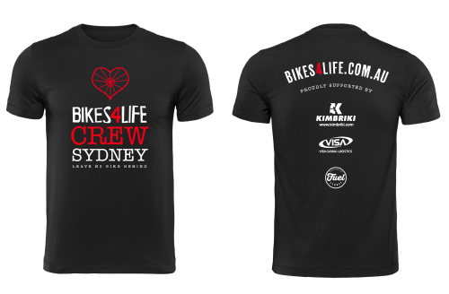 Bikes For Lif T-Shirts